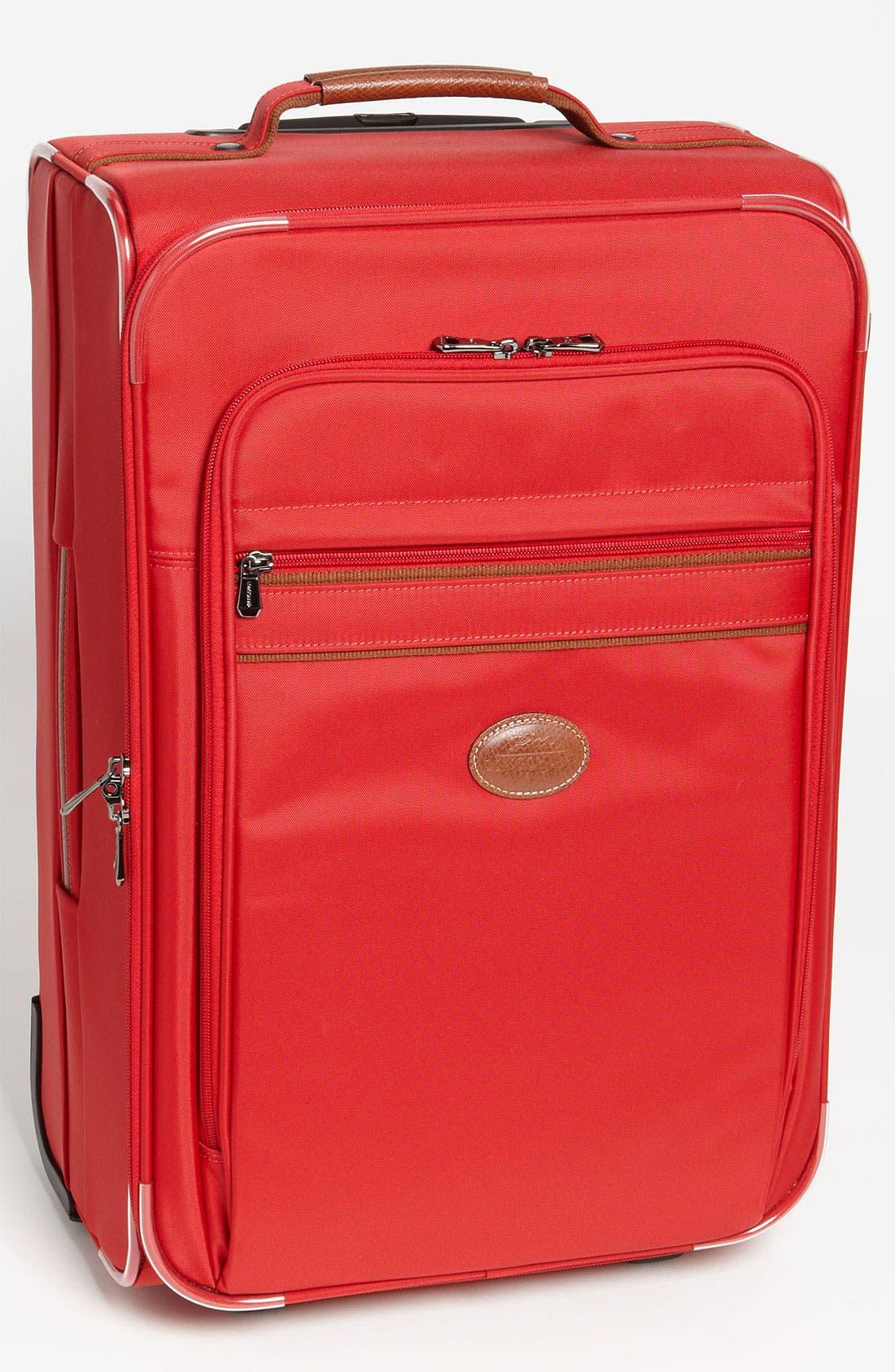 Alternate Image 1 Selected - Longchamp 'Le Pliage' Wheeled Carry-On Suitcase