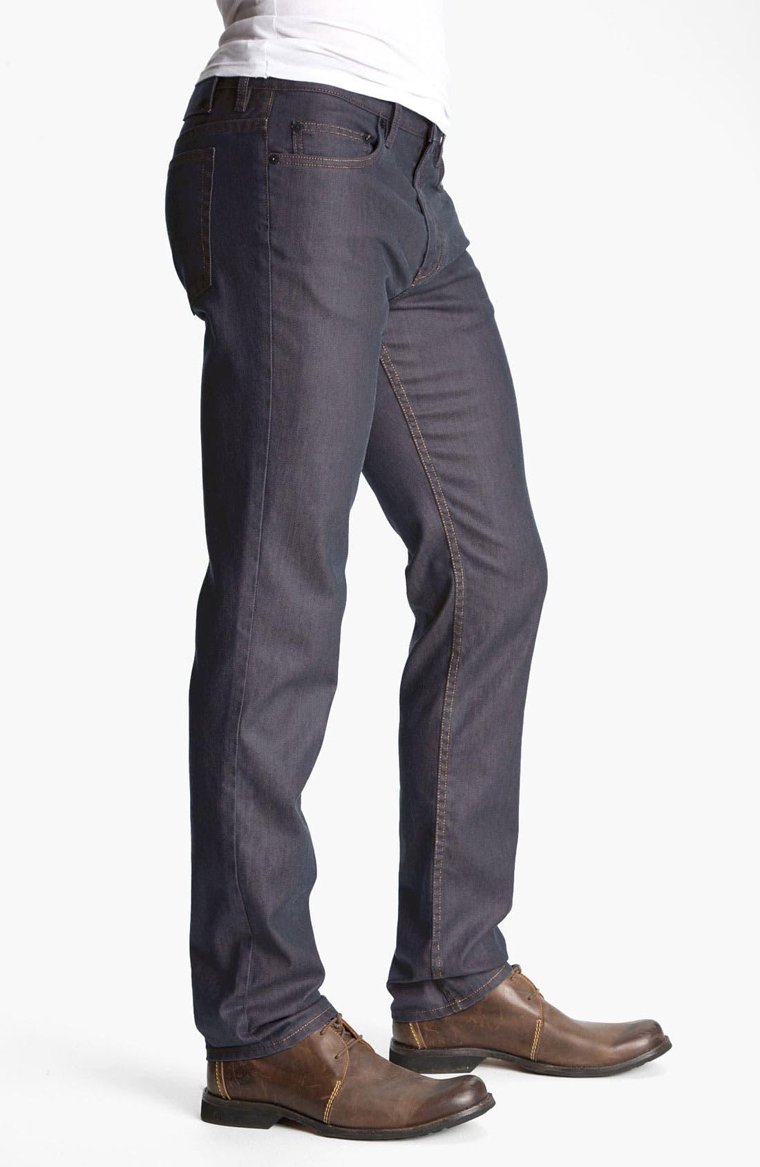 Alternate Image 3  - MARC BY MARC JACOBS Slim Fit Jeans (Indigo)