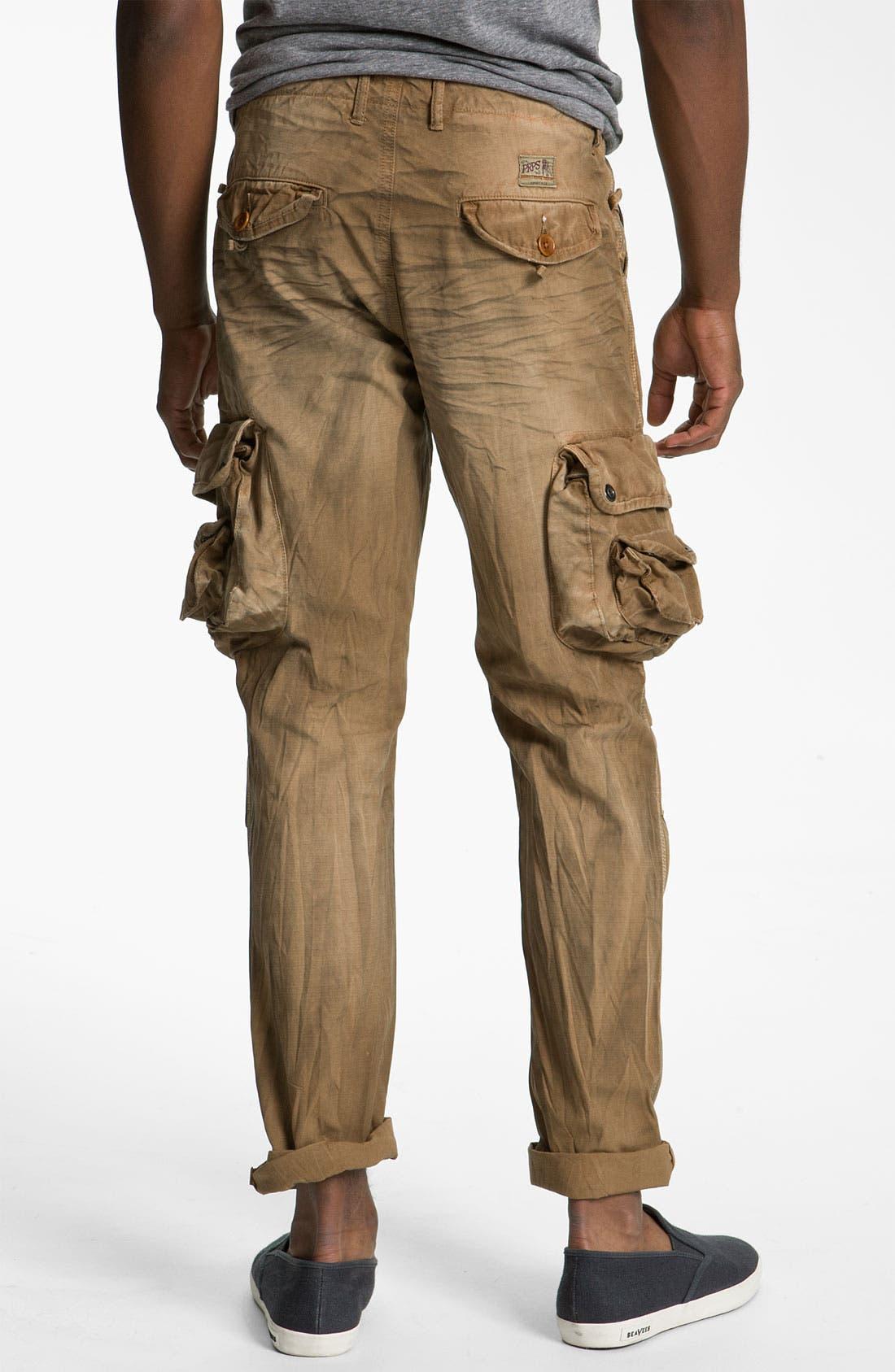 Alternate Image 2  - PRPS Straight Leg Cargo Pants