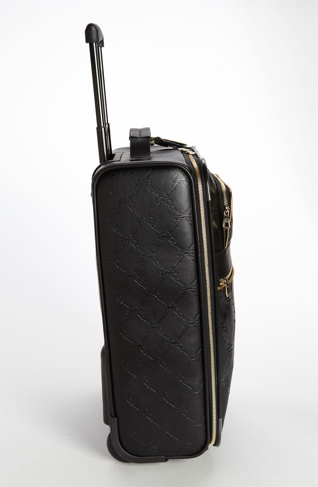 Alternate Image 2  - Longchamp 'LM Cuir' Wheeled Suitcase