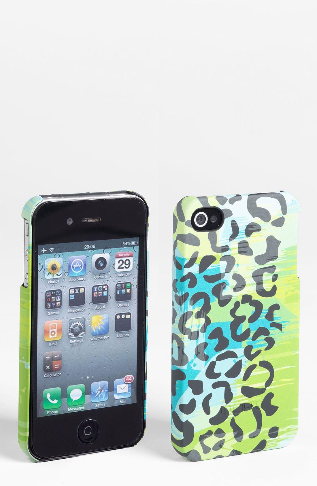Alternate Image 1 Selected - Incipio 'Feather' iPhone 4 & 4S Case