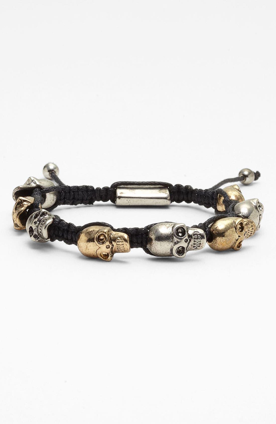 Alternate Image 1 Selected - Cara 'Skull' Friendship Bracelet
