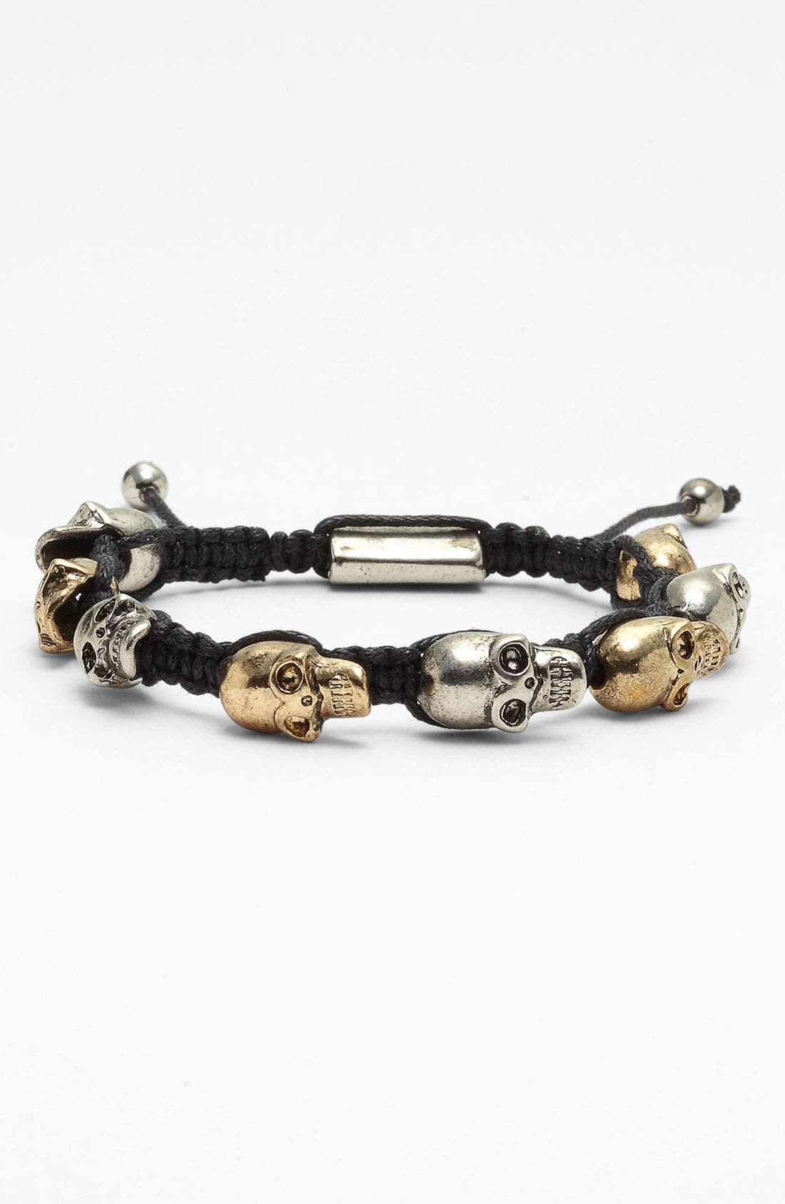 Main Image - Cara 'Skull' Friendship Bracelet