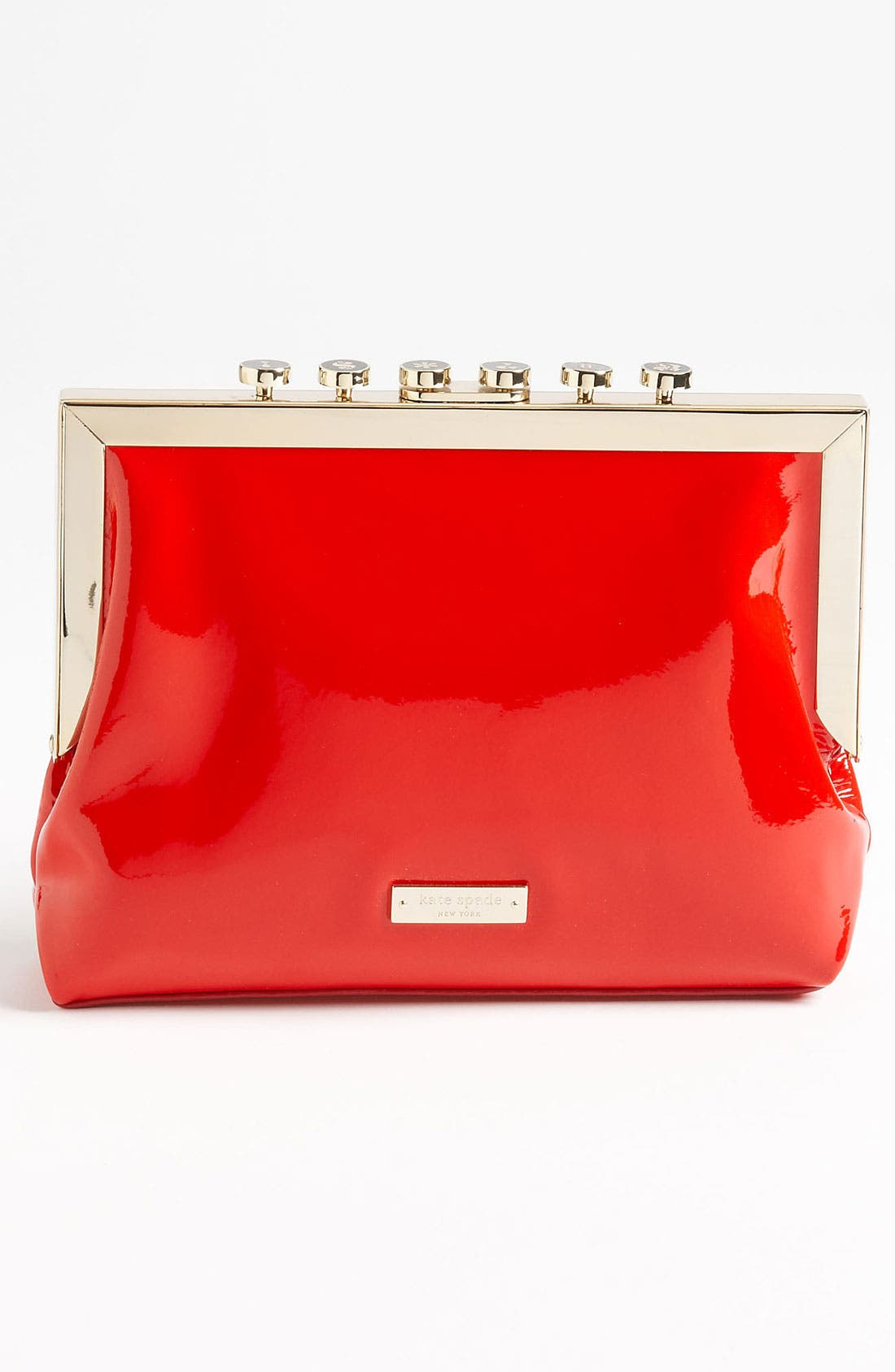 Alternate Image 4  - kate spade new york 'pardon my french - typewriter keys' clutch