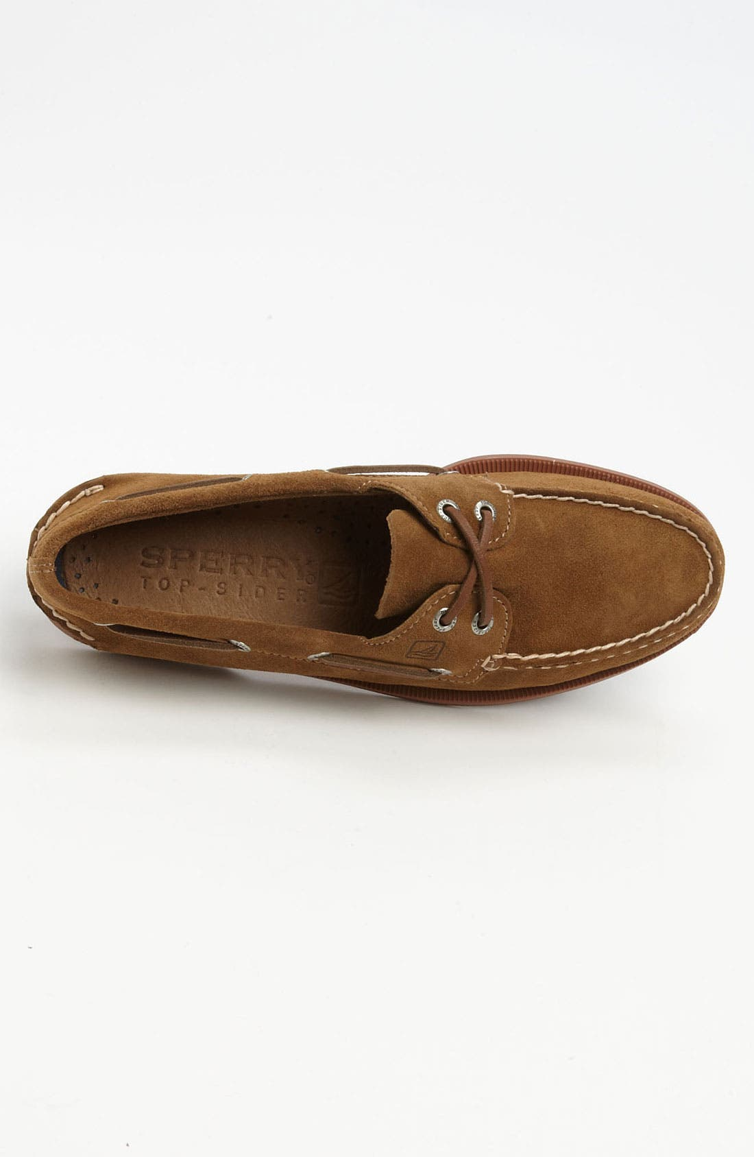 Alternate Image 3  - Sperry Top-Sider® 'Authentic Original' Suede Boat Shoe