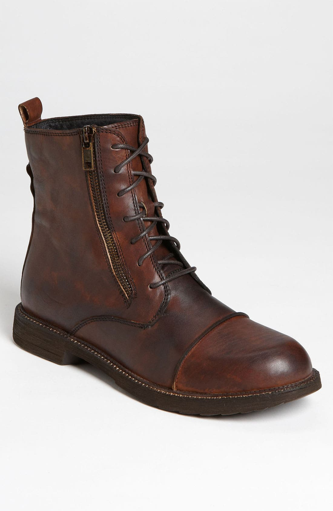 Alternate Image 1 Selected - Bed Stu 'Patriot' Cap Toe Boot (Men)