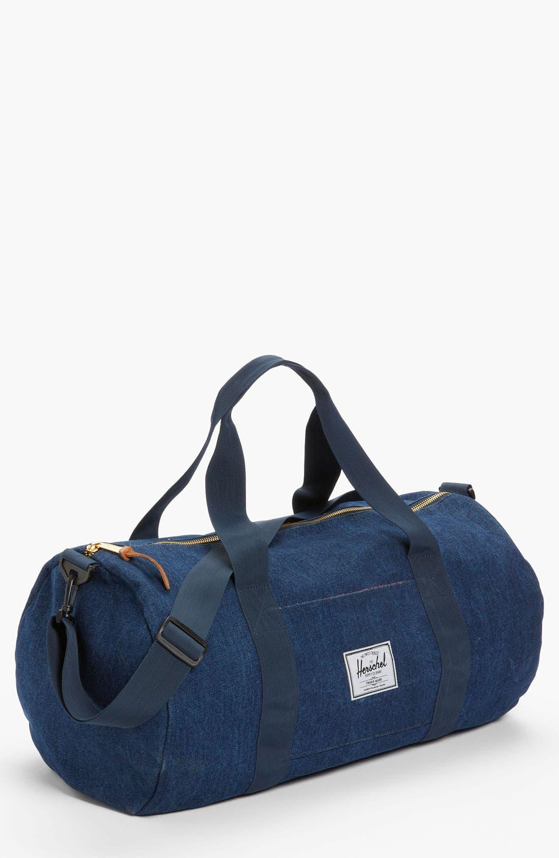 Main Image - Herschel Supply Co. 'Sutton - Denim Collection' Duffel Bag