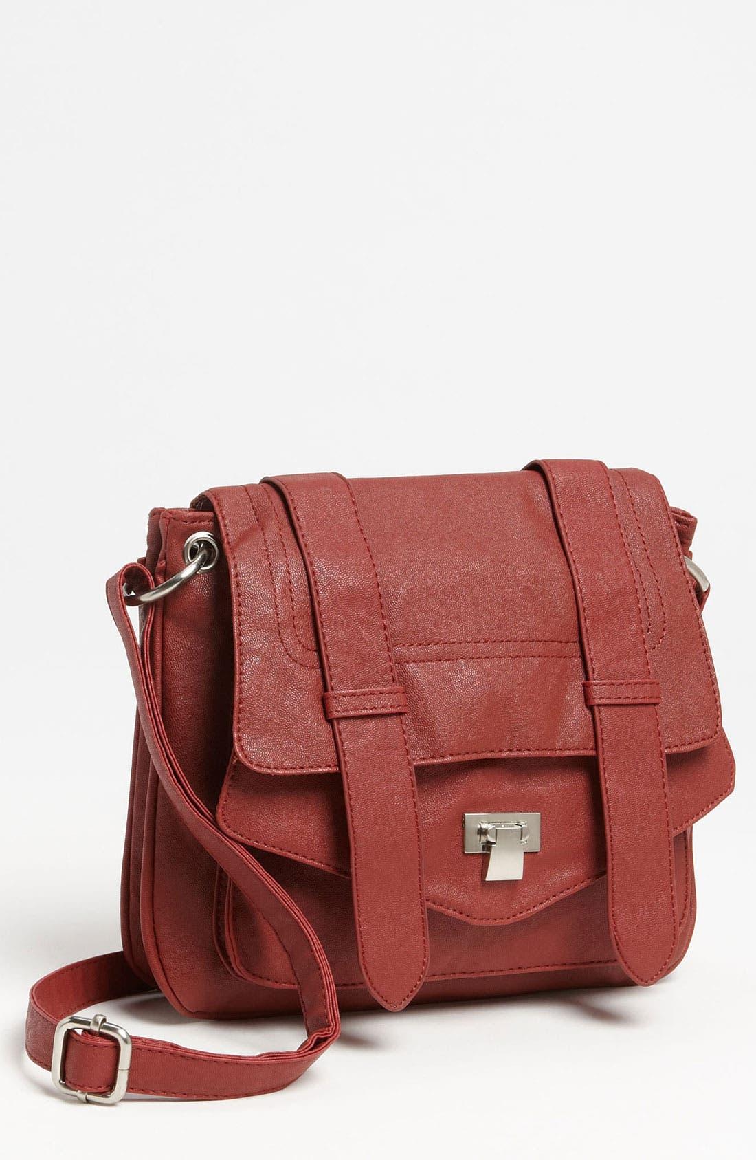 Alternate Image 1 Selected - Cesca 'Flip It' Crossbody Bag