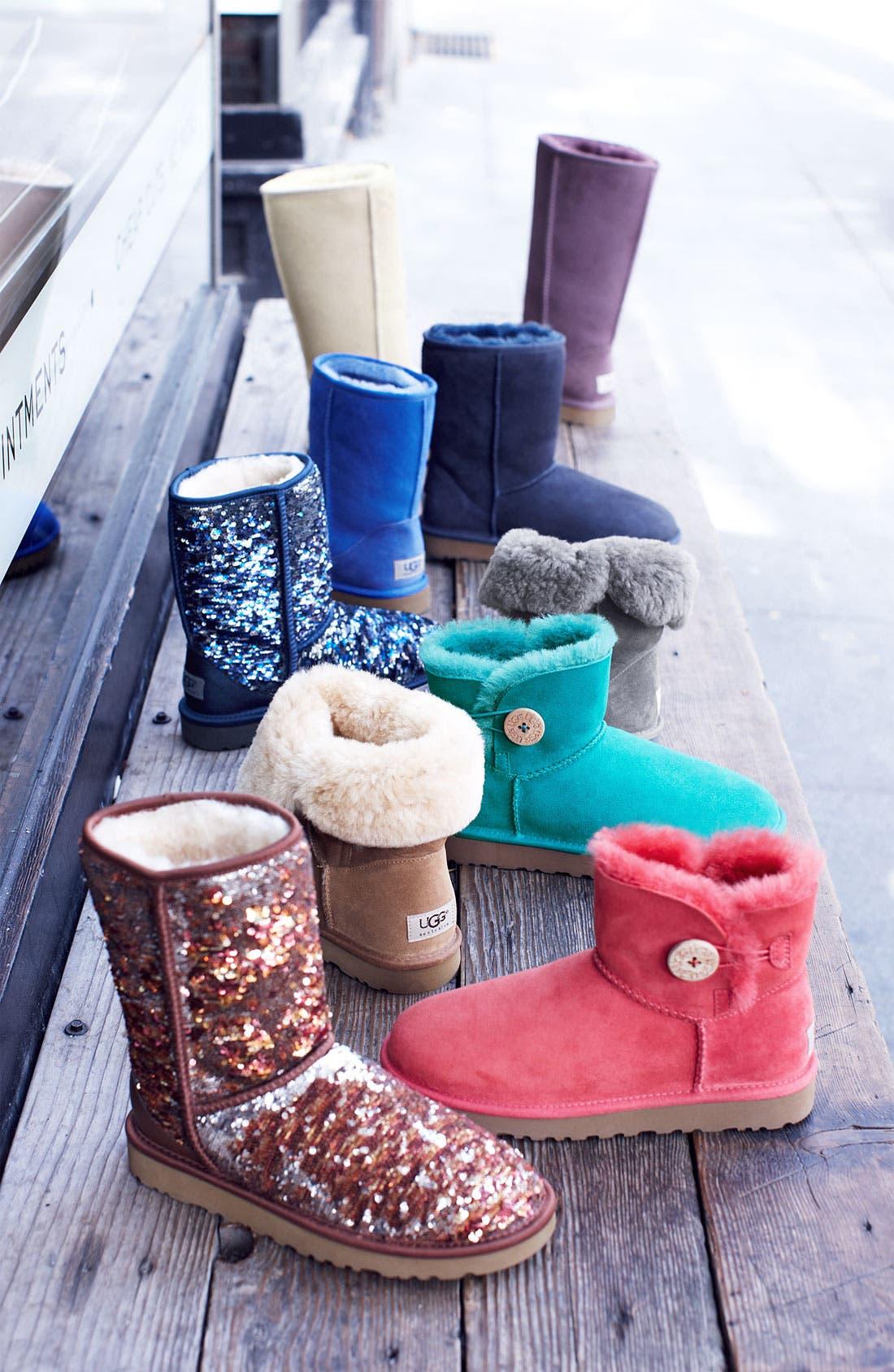 Alternate Image 17  - UGG® 'Classic Short' Boot (Women)