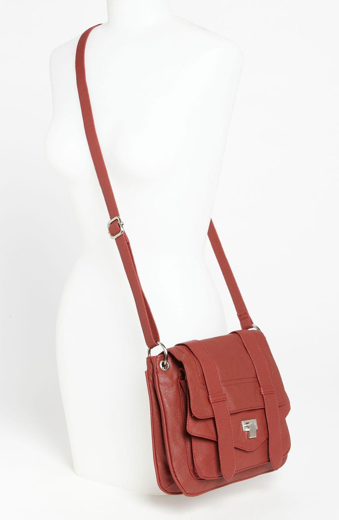 Alternate Image 2  - Cesca 'Flip It' Crossbody Bag