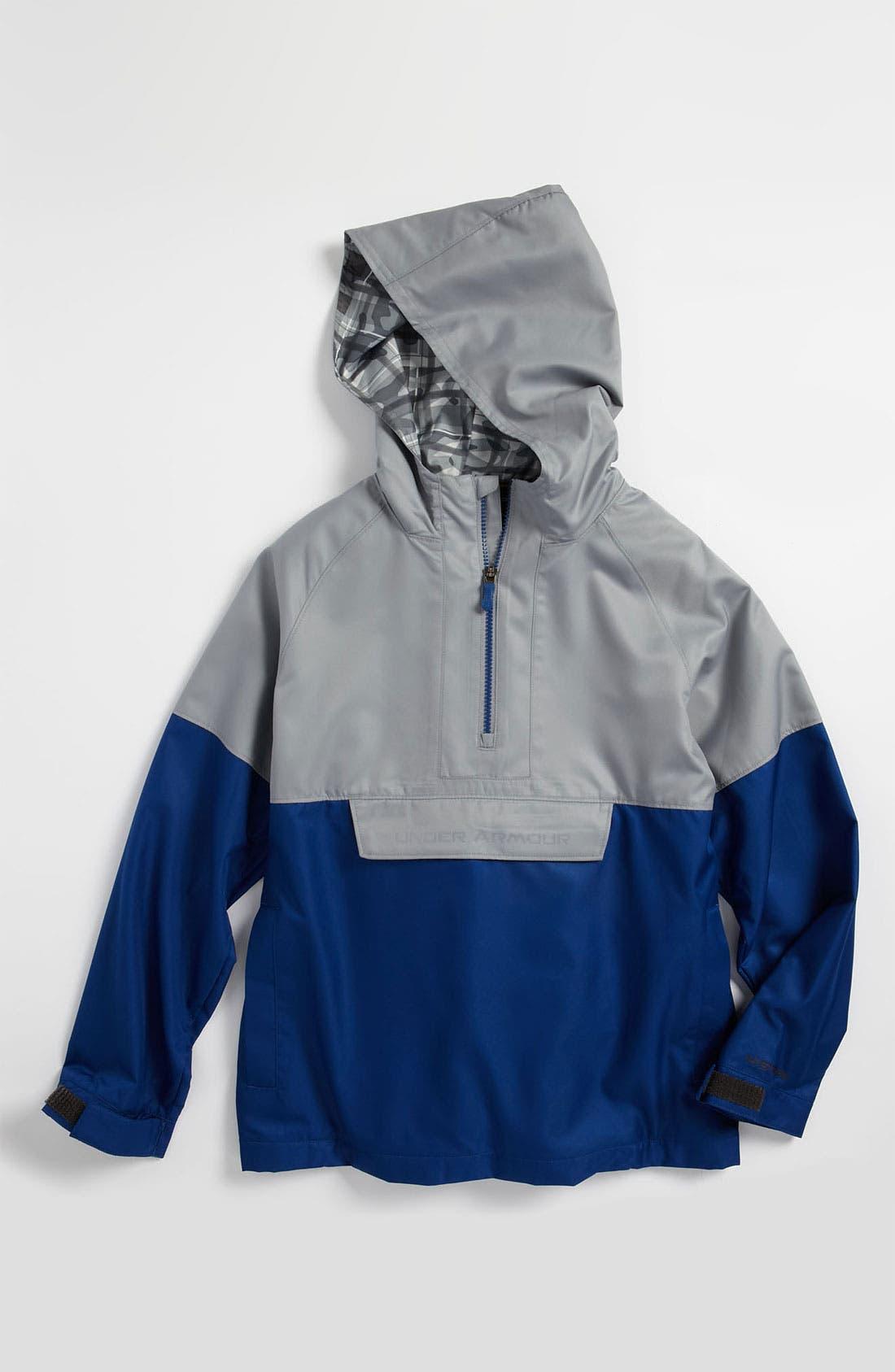 Alternate Image 1 Selected - Under Armour 'Anorak' Jacket (Big Boys)