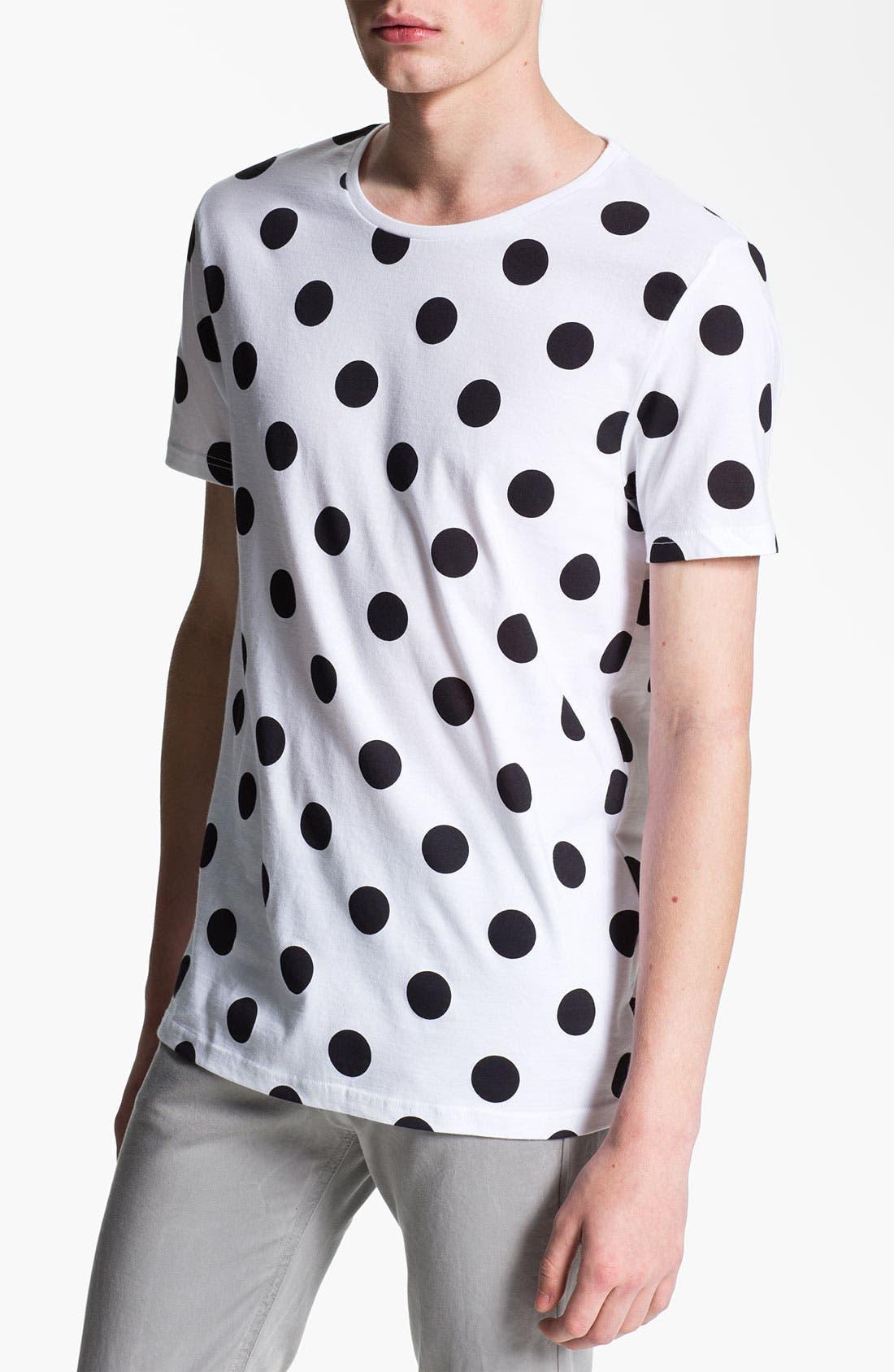 Alternate Image 1 Selected - Topman Spot T-Shirt