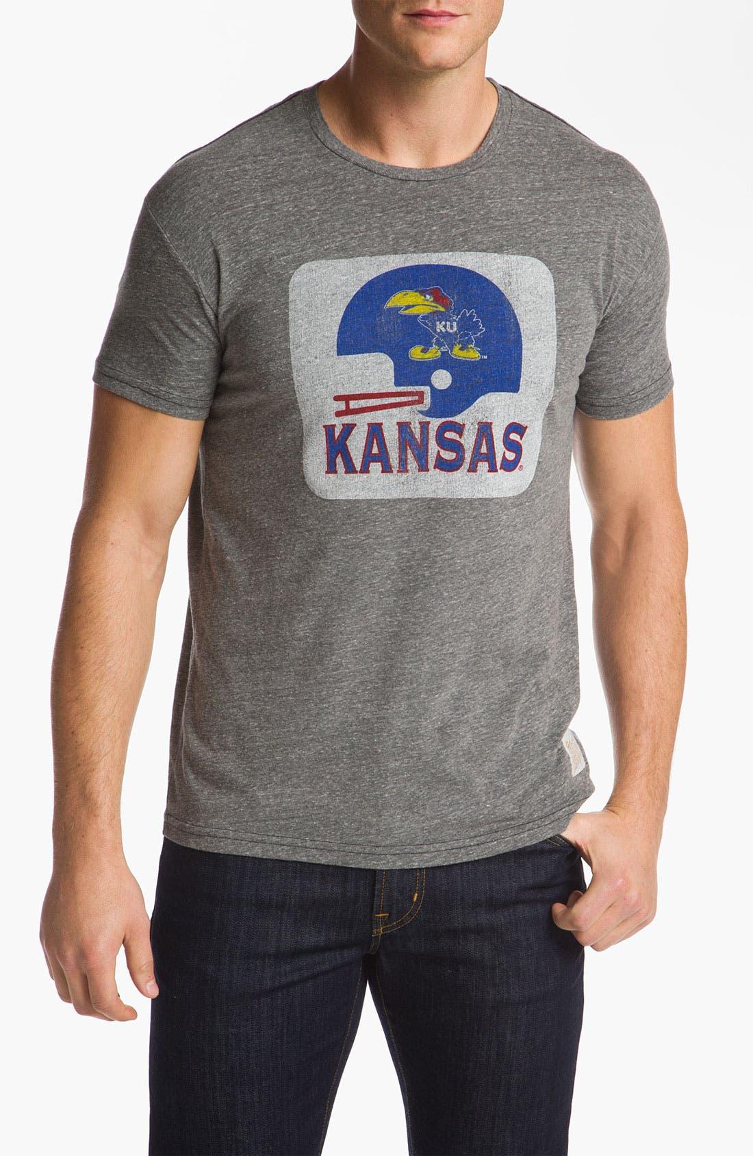Main Image - The Original Retro Brand 'Kansas Jayhawks' T-Shirt