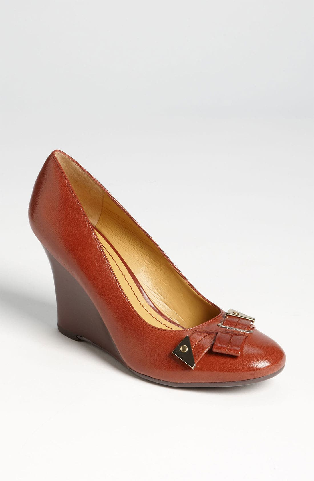Alternate Image 1 Selected - Nine West 'Gotserved' Wedge Pump (Online Only)