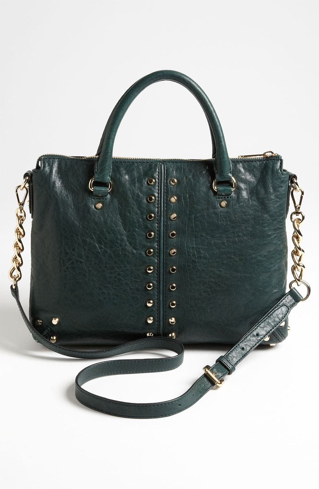 Alternate Image 4  - MICHAEL Michael Kors 'Uptown Astor - Medium' Crossbody Satchel