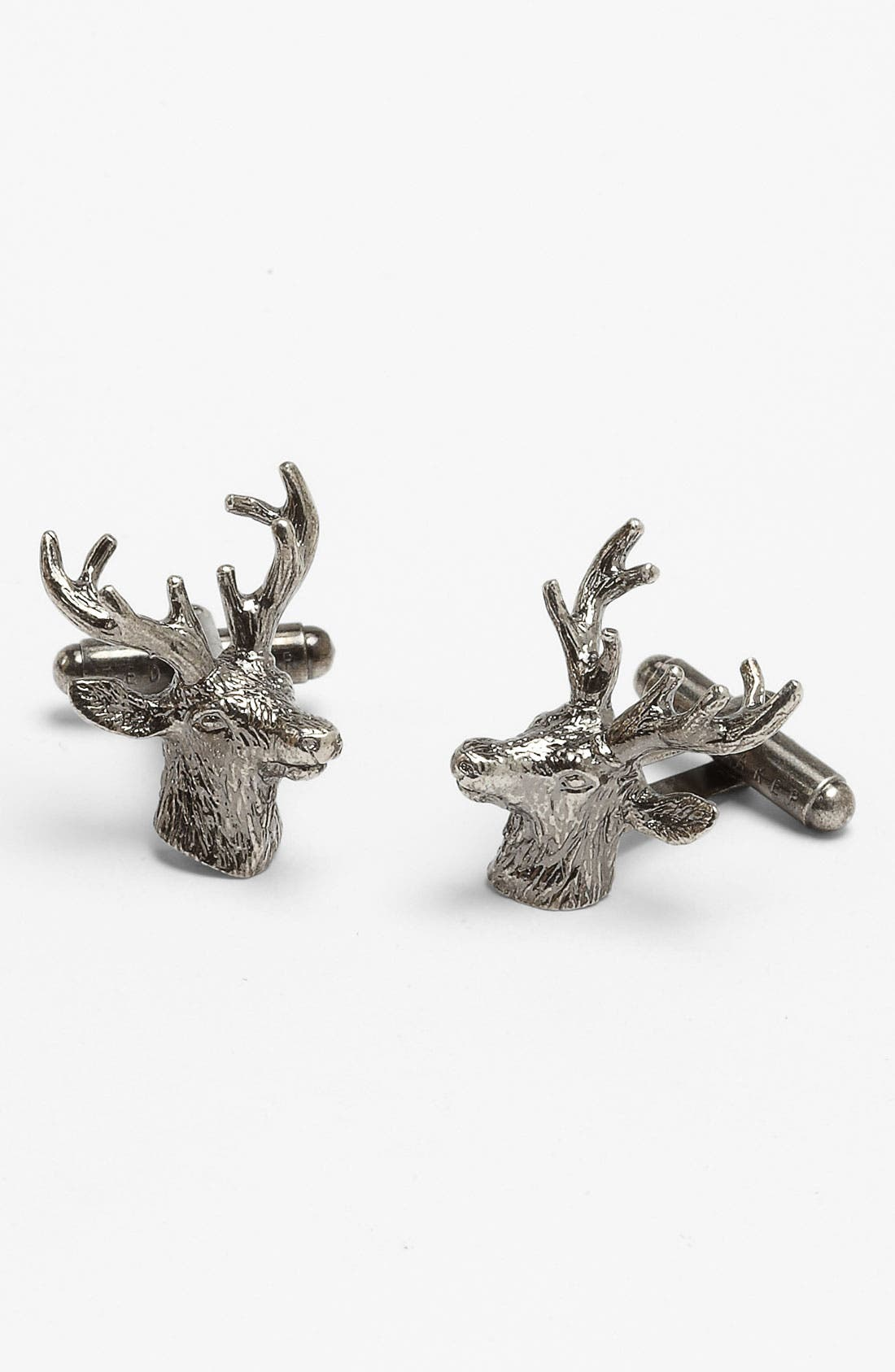 Alternate Image 1 Selected - Ted Baker London 'Stag Head' Cuff Links