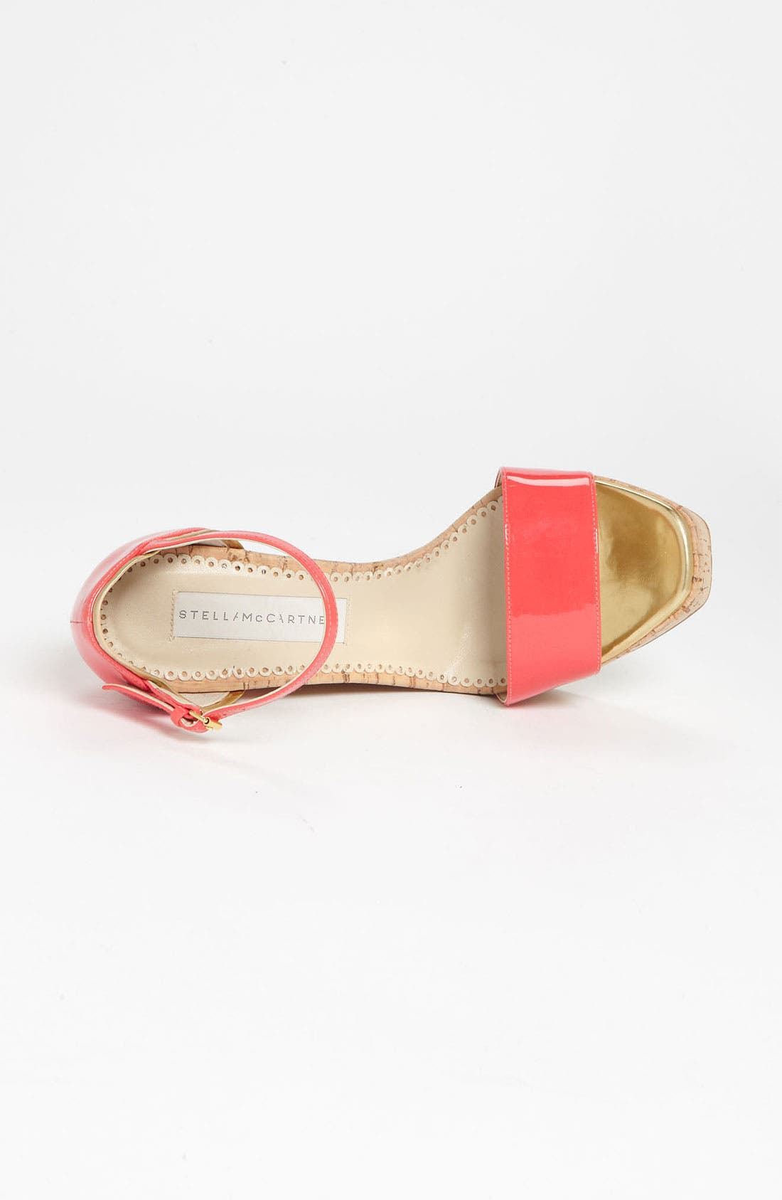 Alternate Image 4  - Stella McCartney Open Toe Wedge Sandal