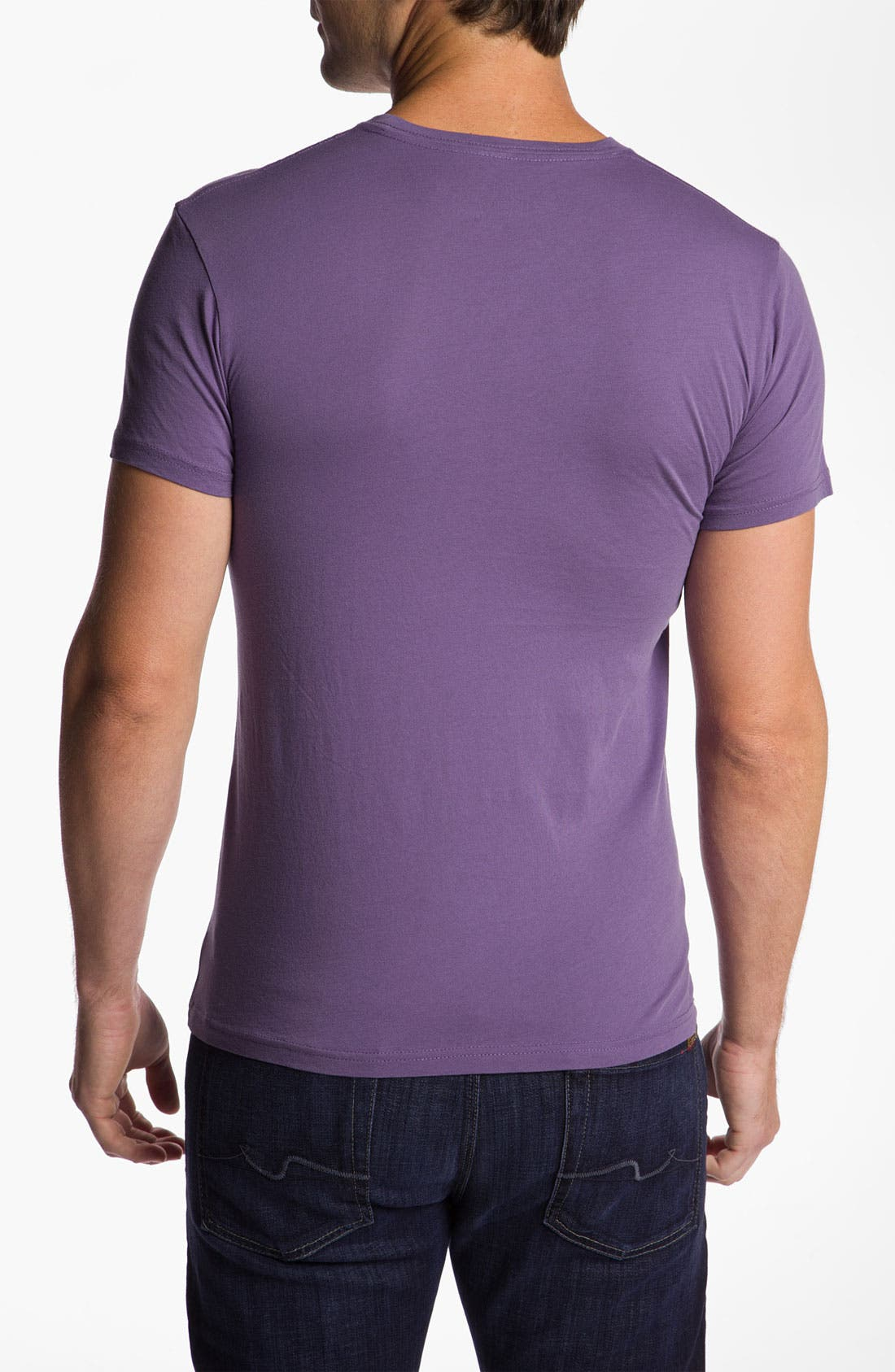 Alternate Image 2  - The Original Retro Brand 'East Carolina College' T-Shirt