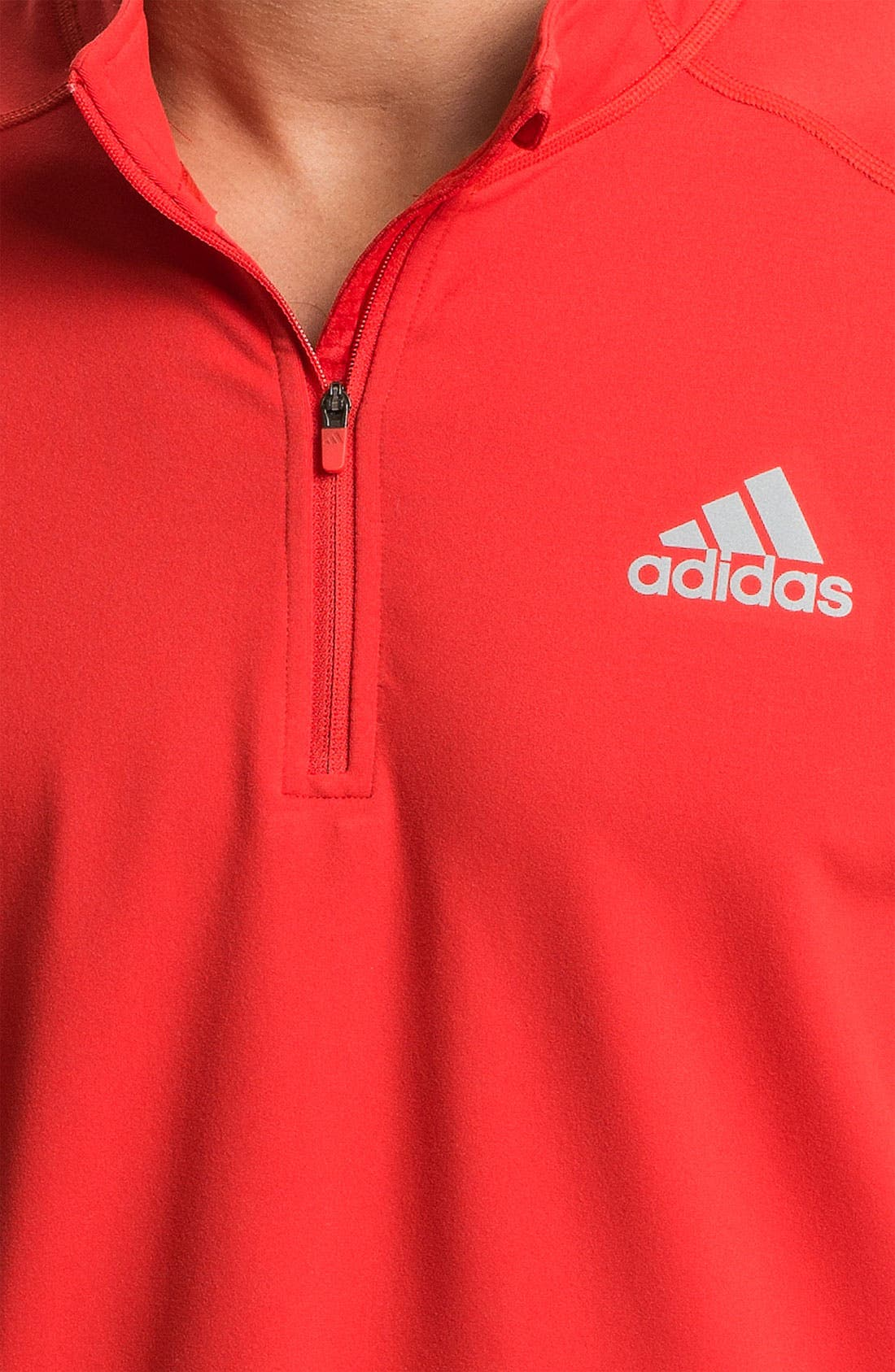 Alternate Image 3  - adidas 'Sequencials' Half-Zip Top
