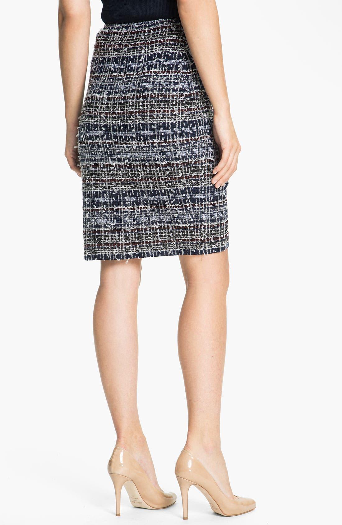 Alternate Image 3  - St. John Collection 'Sutton Weekend' Skirt