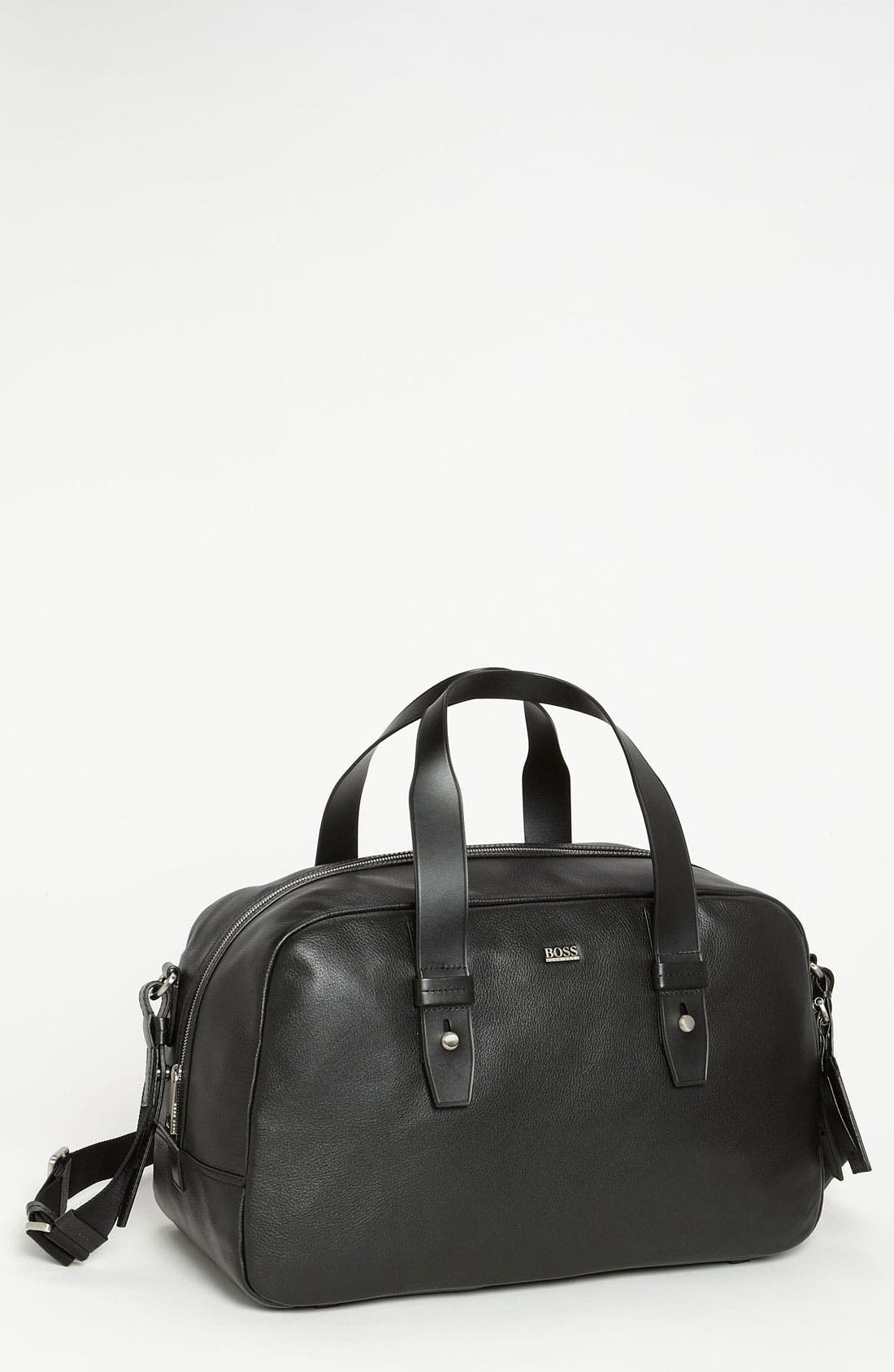 Alternate Image 1 Selected - BOSS Black 'Becor' Duffel Bag