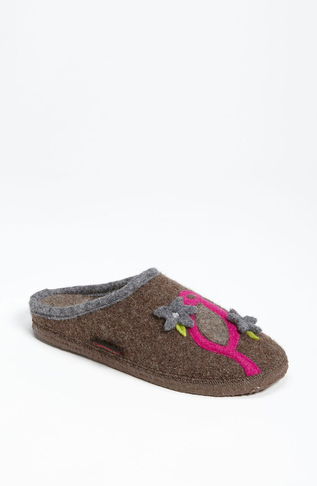 Alternate Image 1 Selected - Giesswein 'Birdhouse' Wool Slipper