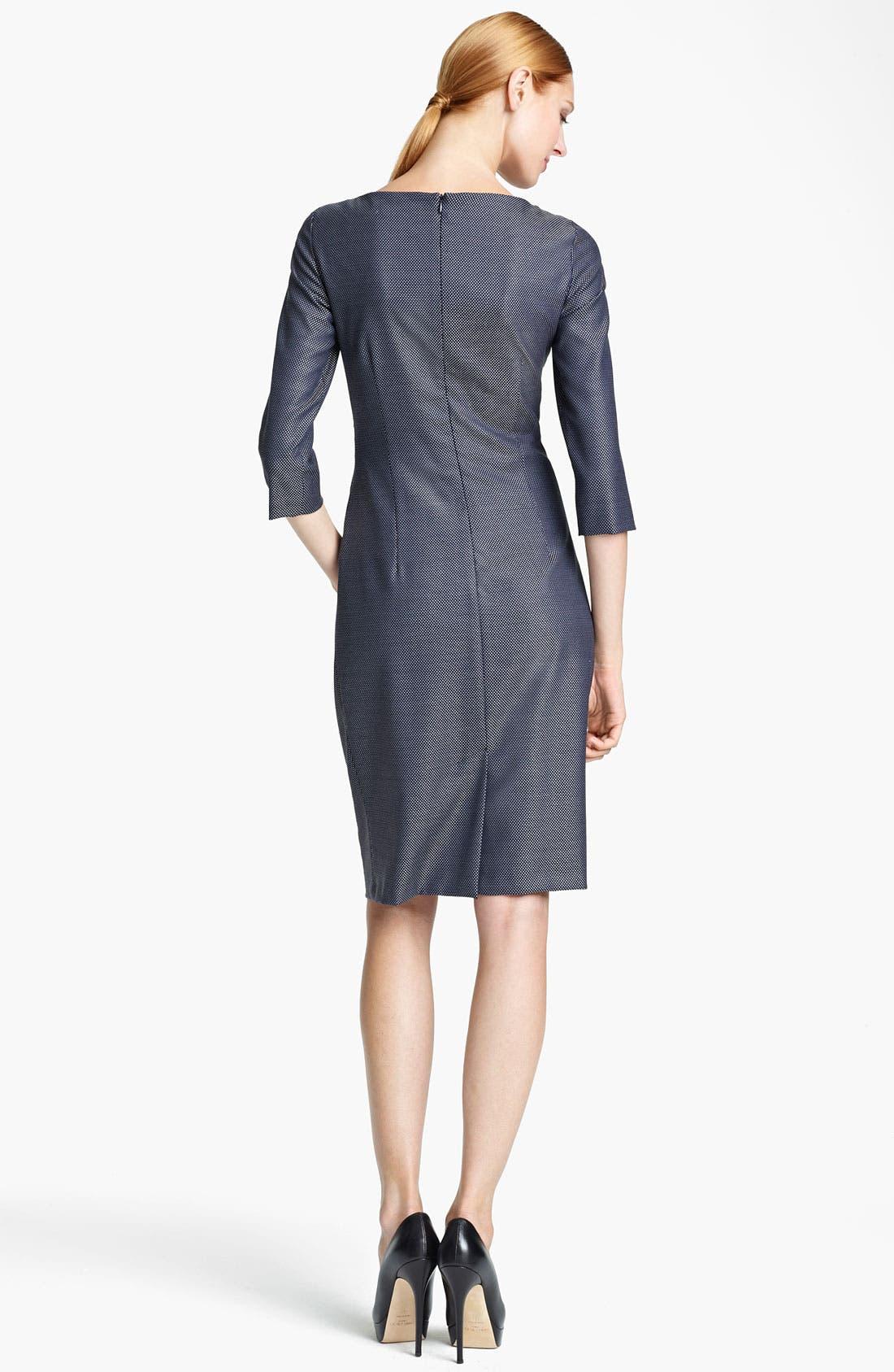 Alternate Image 2  - Max Mara 'Acino' Pin Dot Dress