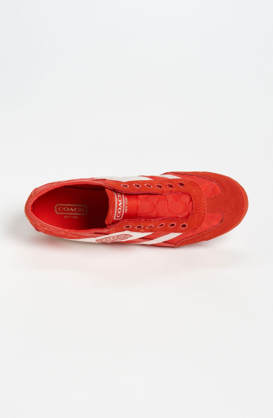 Alternate Image 3  - COACH 'Yanna' Sneaker