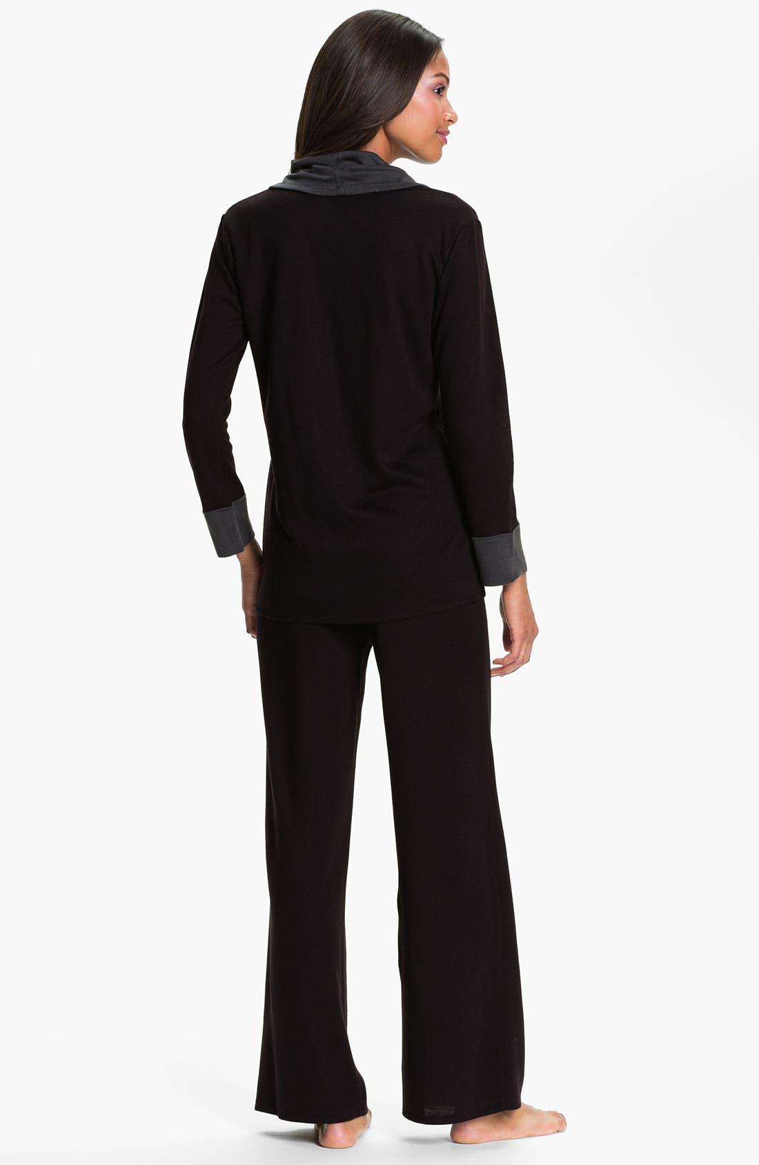 Alternate Image 5  - Natori 'Tuva' Pants
