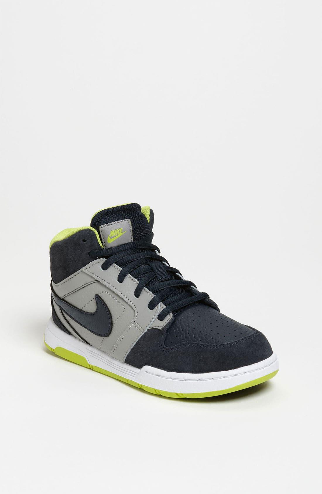 Alternate Image 1 Selected - Nike 'Mogan Mid 3' Sneaker (Toddler, Little Kid & Big Kid)