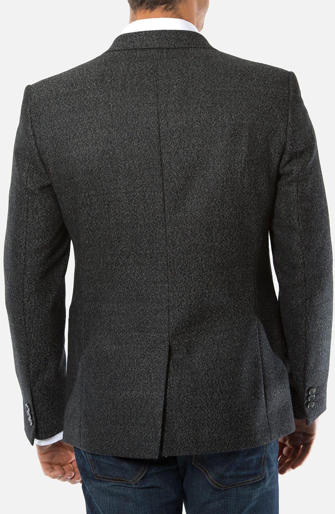 Alternate Image 2  - 7 Diamonds 'Modena' Wool Blend Blazer