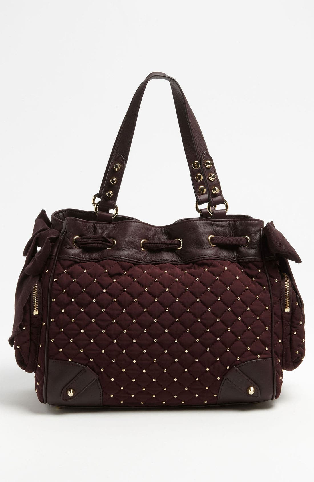 Alternate Image 4  - Juicy Couture 'Daydreamer' Quilted Nylon Tote