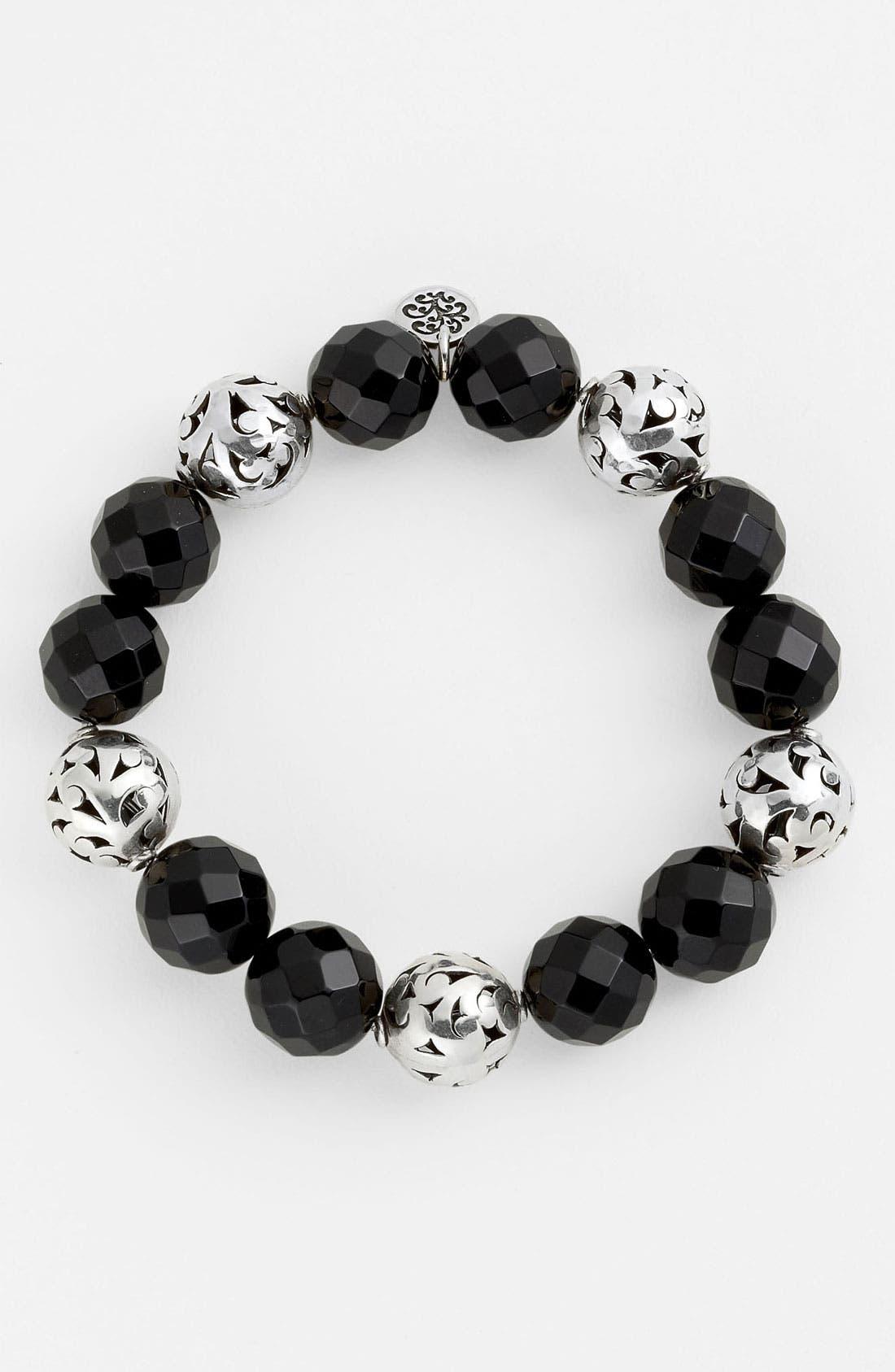 Alternate Image 1 Selected - Lois Hill Bead Stretch Bracelet