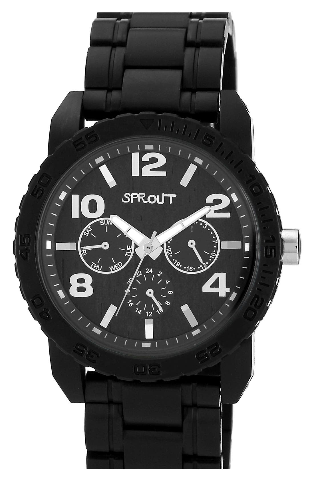Main Image - SPROUT™ Watches Multifunction Watch, 42mm