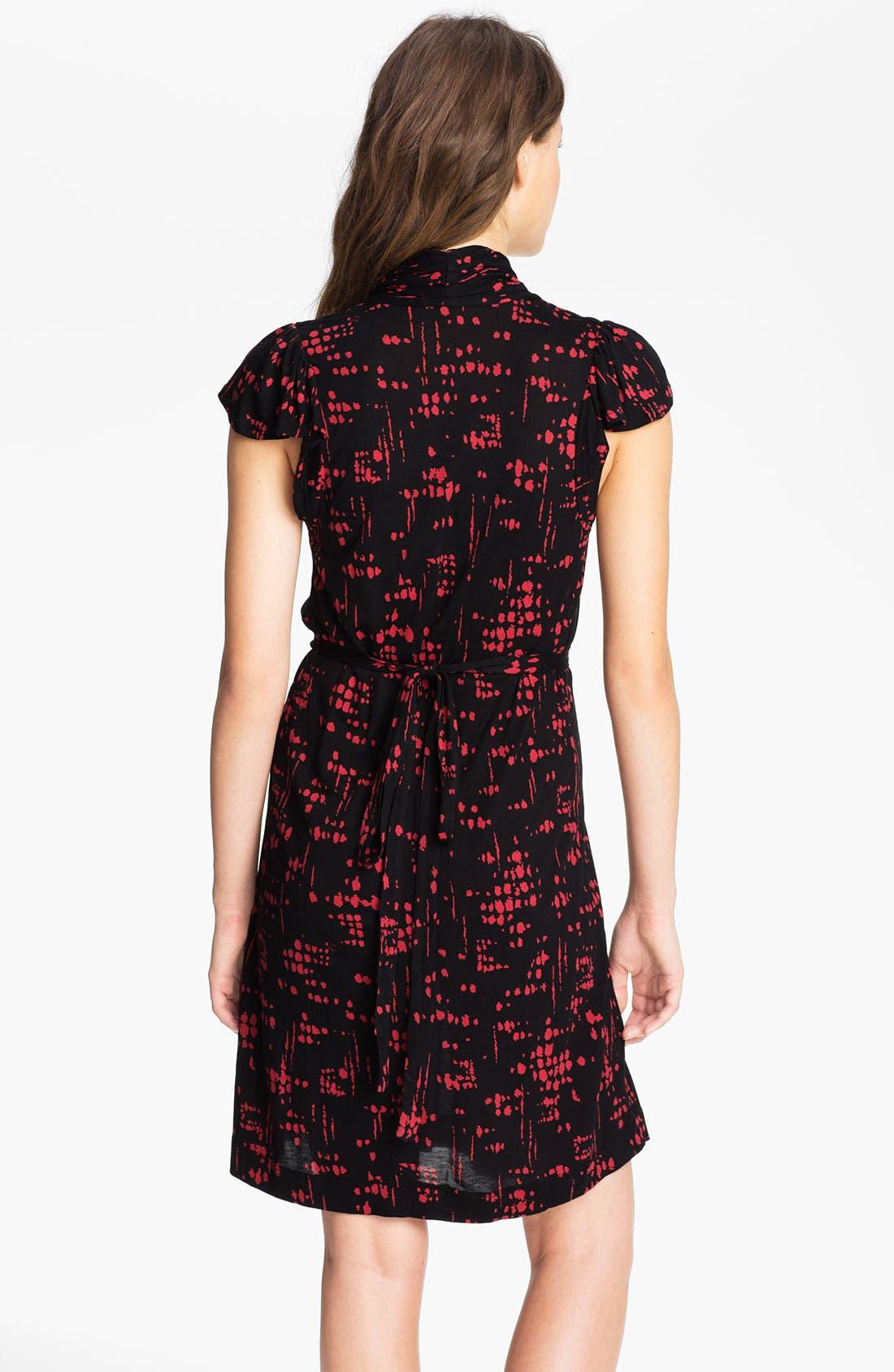 Alternate Image 2  - French Connection 'USA Paint Splash' Dress