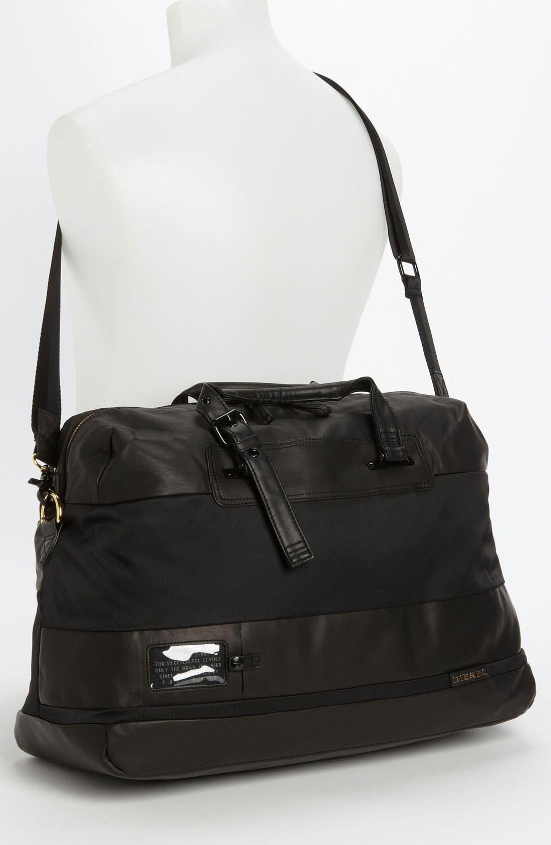 Alternate Image 2  - DIESEL® 'Urban Reporters - Corsair' Overnight Bag