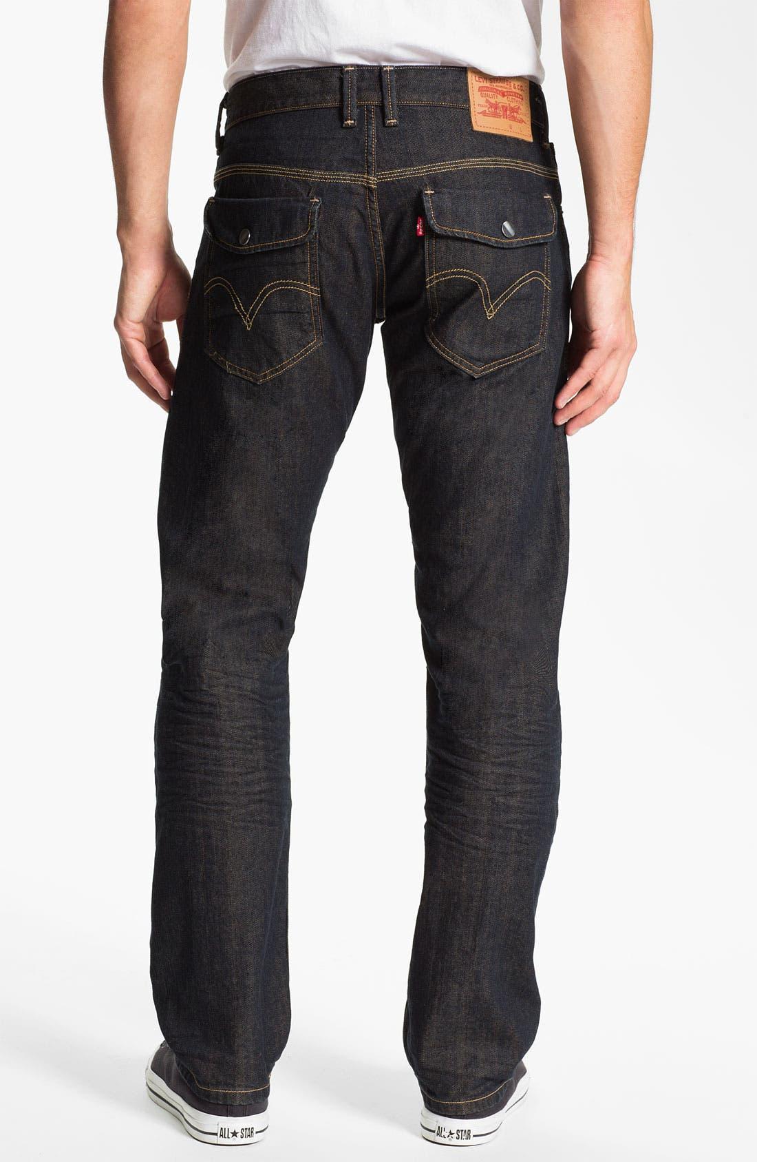 Alternate Image 1 Selected - Levi's® '514™' Slim Straight Leg Jeans (Speedbump)