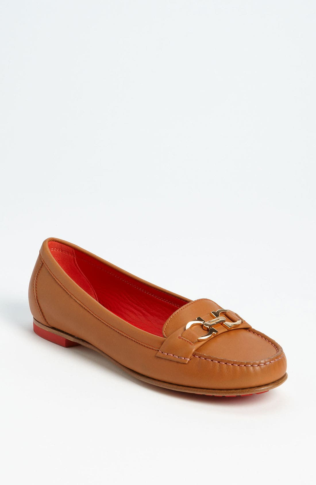 Alternate Image 1 Selected - Salvatore Ferragamo 'Simba' Loafer