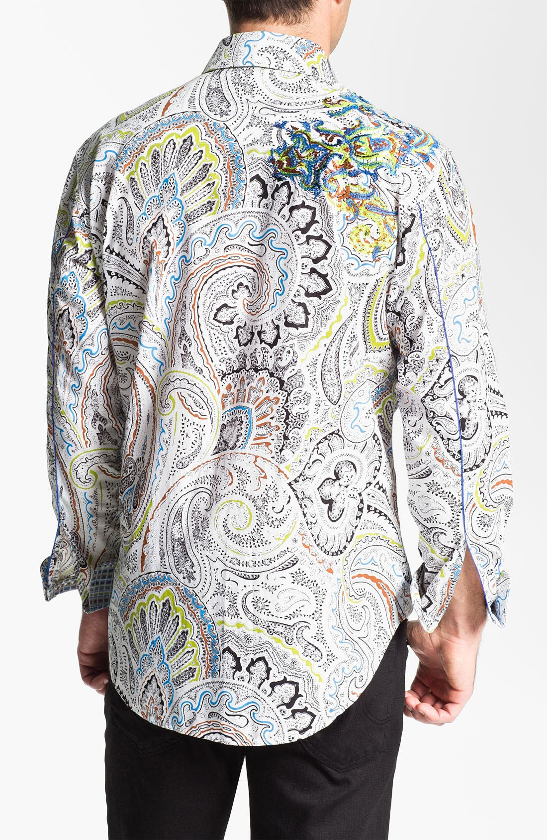 Alternate Image 2  - Robert Graham 'Brig' Sport Shirt
