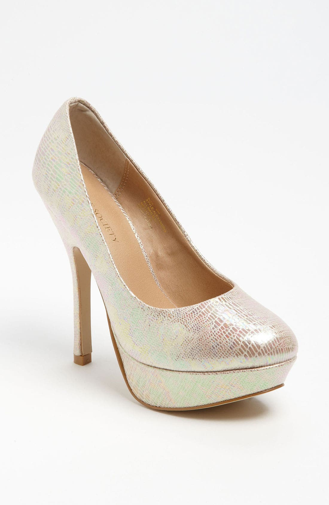 Alternate Image 1 Selected - Sole Society 'Alexandria' Pump