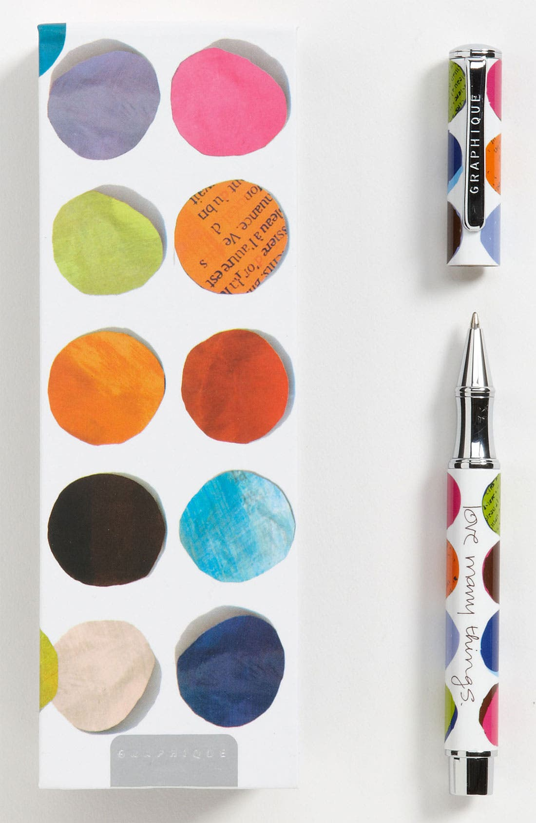 Alternate Image 1 Selected - Graphique de France 'Koco - Love Many Things' Rollerball Pen