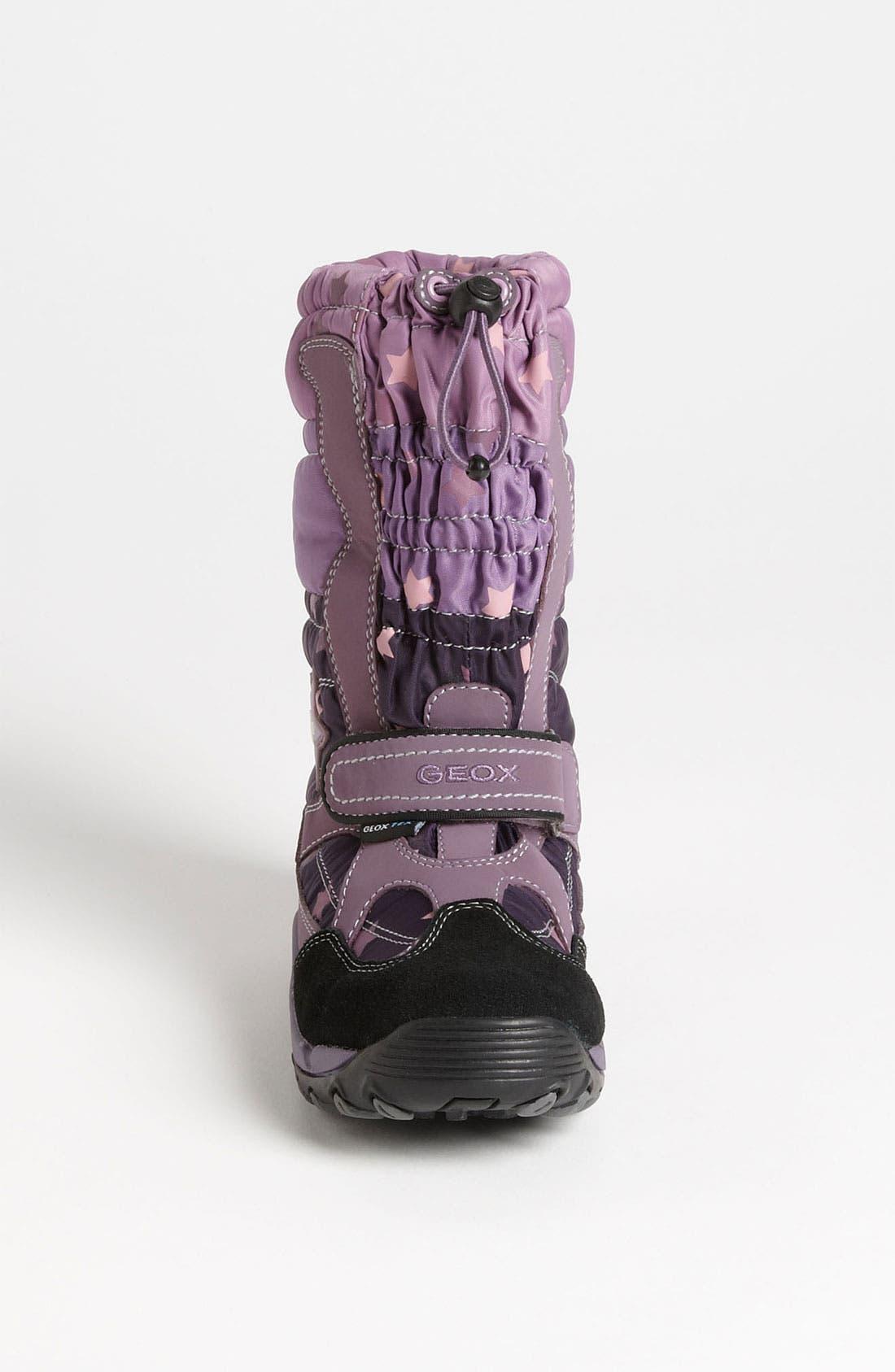 Alternate Image 3  - Geox 'Alaska' Boot (Toddler, Little Kid & Big Kid)