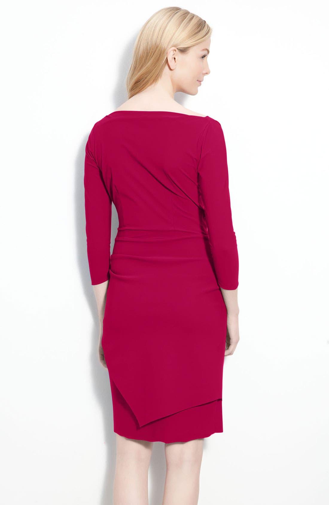 Alternate Image 2  - La Petite Robe by Chiara Boni 'Calantine' Dress