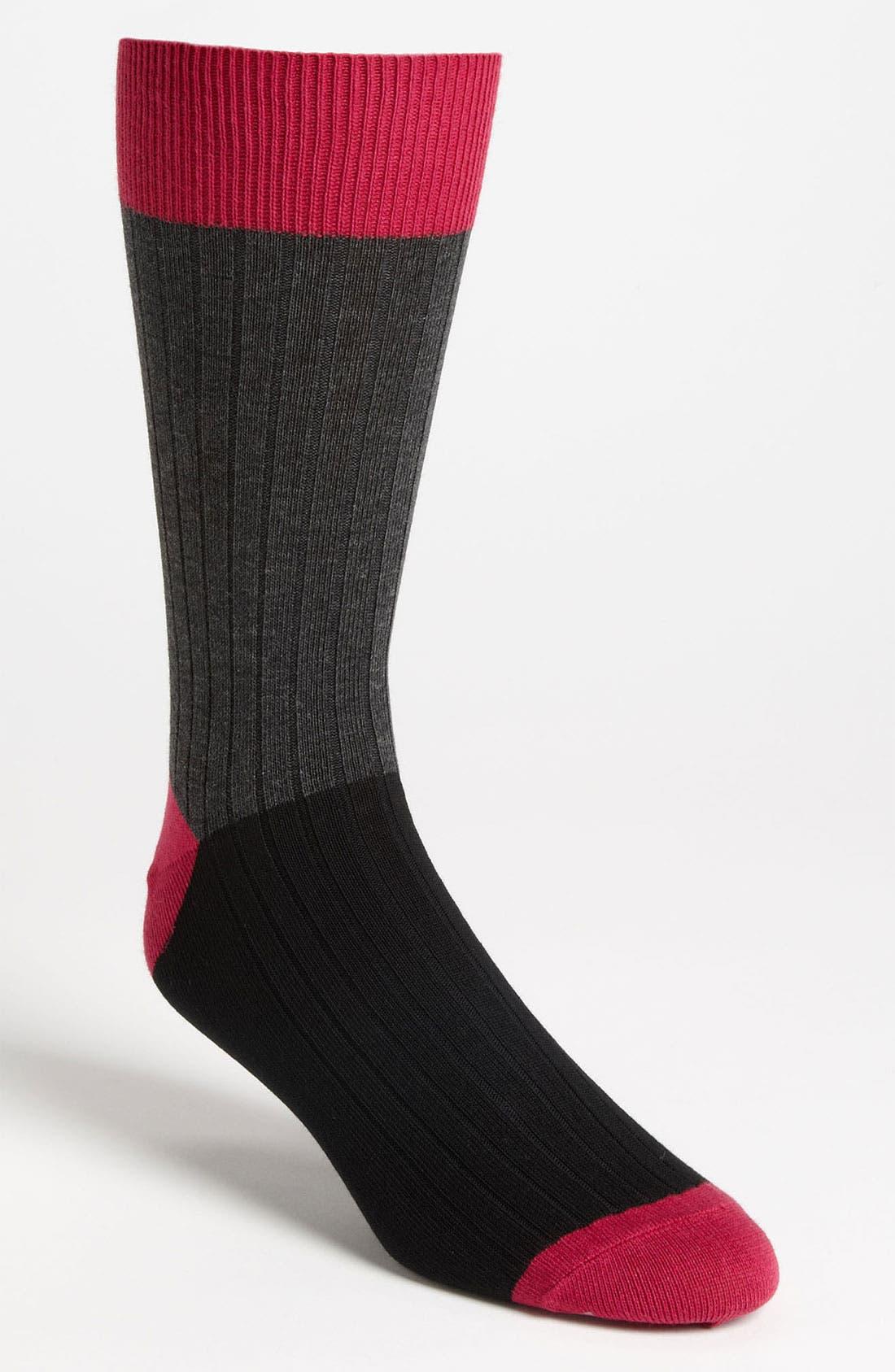 Main Image - Cole Haan 'Work to Play' Socks