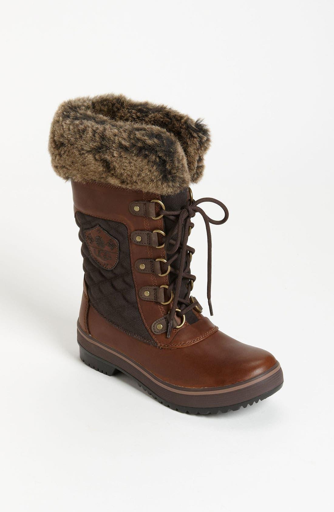 Alternate Image 1 Selected - UGG® Australia 'Brynn' Boot