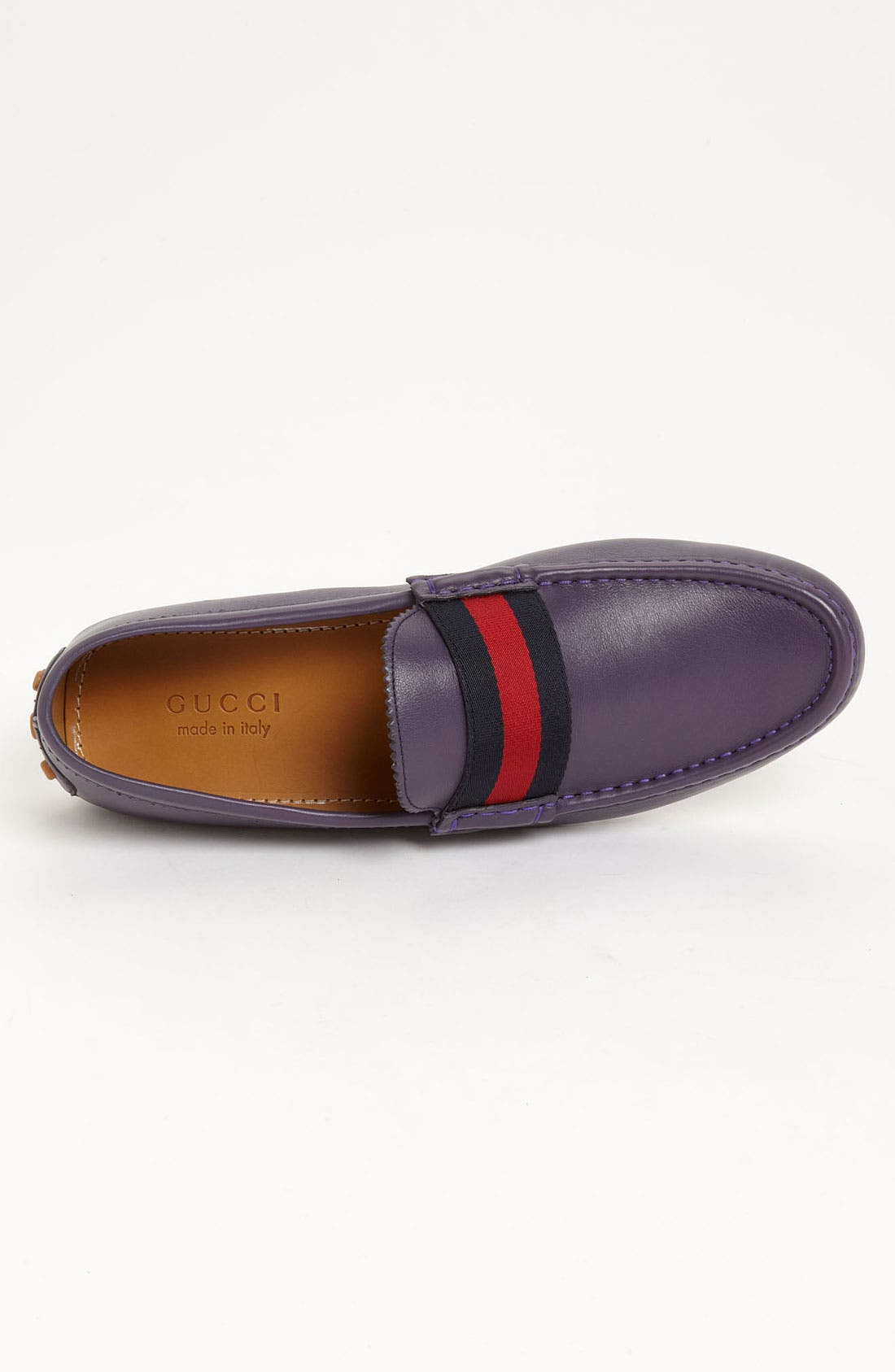 Alternate Image 3  - Gucci 'New Auger' Driving Shoe