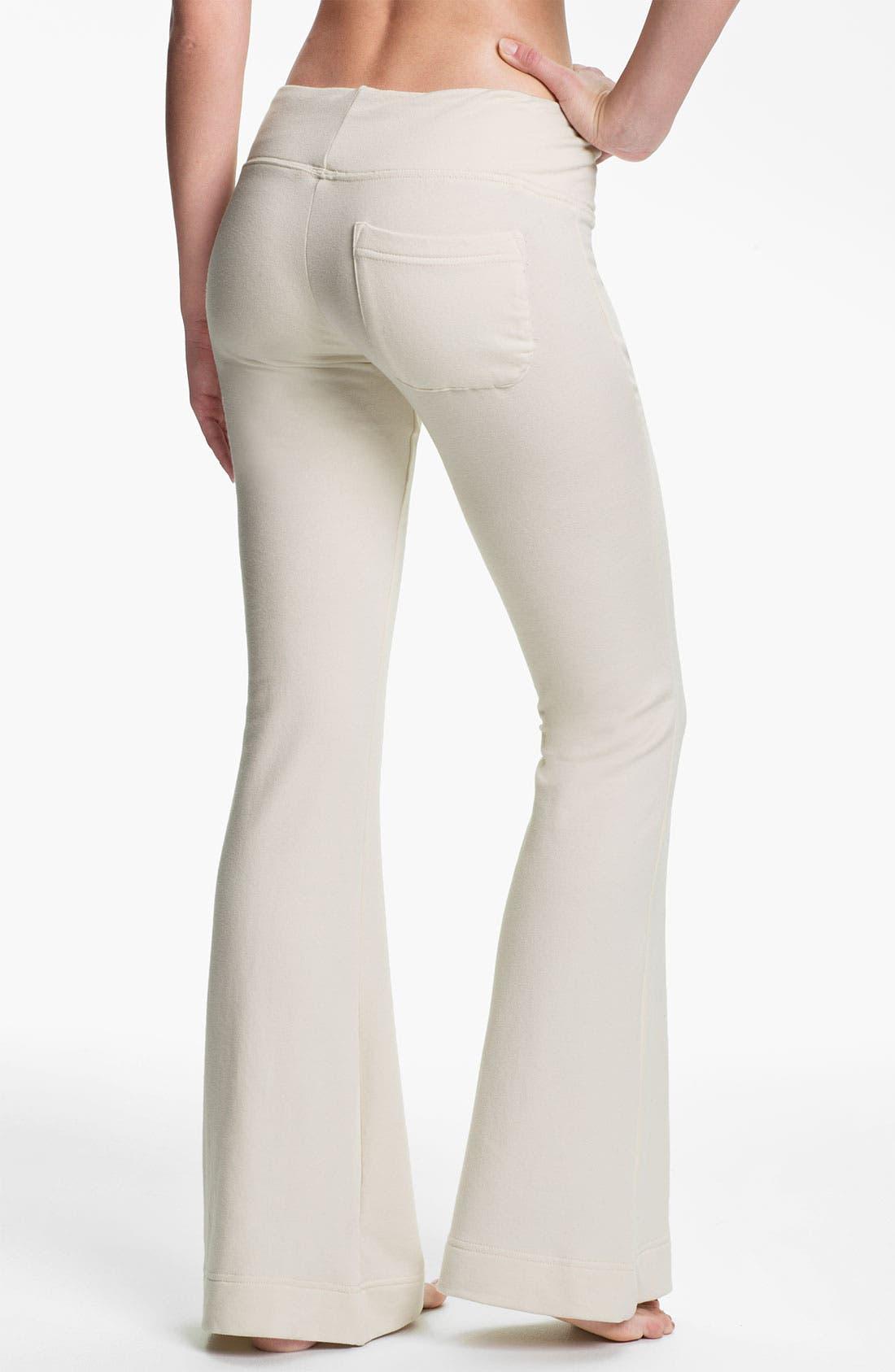 Alternate Image 2  - Pink Lotus 'Paramount' Flare Leg Pants
