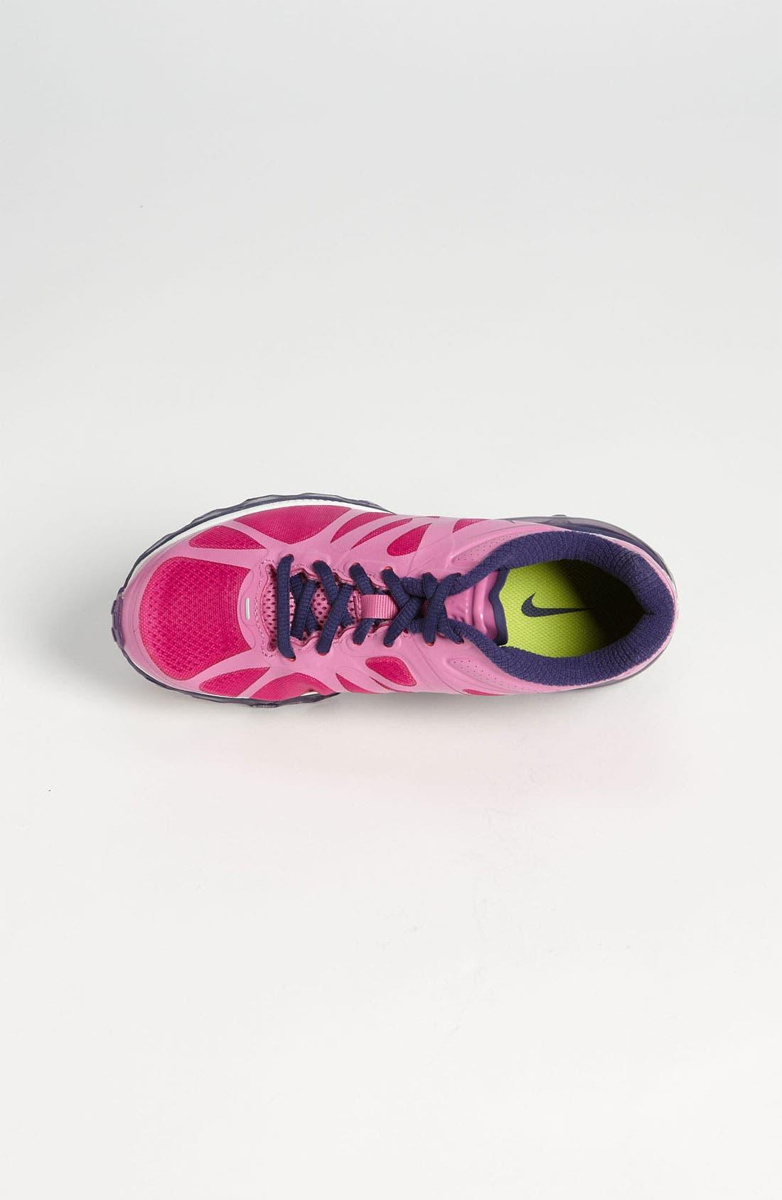 Alternate Image 3  - Nike 'Air Max 2012' Running Shoe (Big Kid)