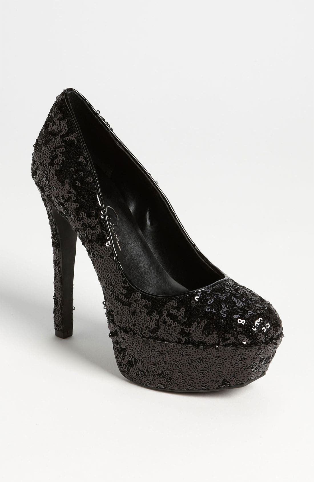 Alternate Image 1 Selected - Jessica Simpson 'Devin' Sequin Pump
