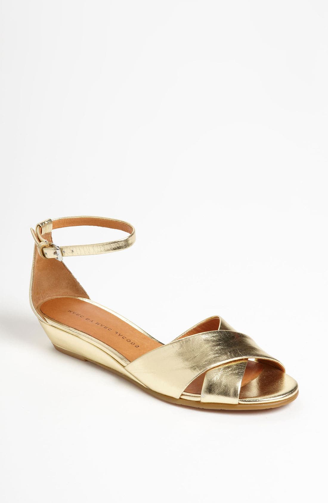 Alternate Image 1 Selected - MARC BY MARC JACOBS 'Classic' Wedge Sandal